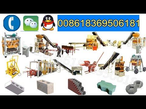 Linyi Fuda Brick Machine Factory product catalog block machine catalog008618369506181