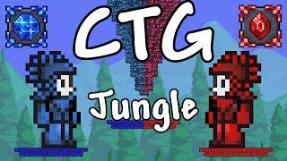 [Terraria] Capture The Gem - Jungle Class