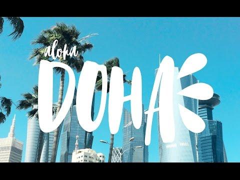 travel vlog: qatar 2017!!