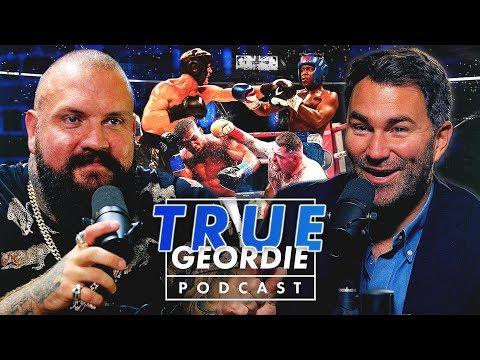 EDDIE HEARN | True Geordie Podcast #121