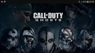Call of Duty Ghost 2# Cominciamo la campagna!