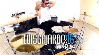 Pablo Gajardo (Cover Drums) | GoPro
