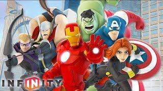 Мстители Мультик на Русском видео - Супергерой Компьютерные Игры для Детей мультфильм