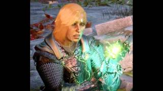 Dragon Age Inquisition - Trespasser DLC soundtrack (ending music)