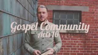 First Church Plant // Acts 16