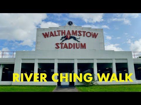 Walk Along The River Ching (4K)