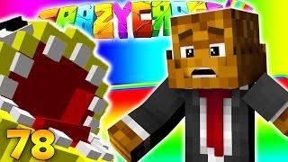 LOST EPISODE Minecraft CRAZY CRAFT 3.0 - Pacman Frenzy #78