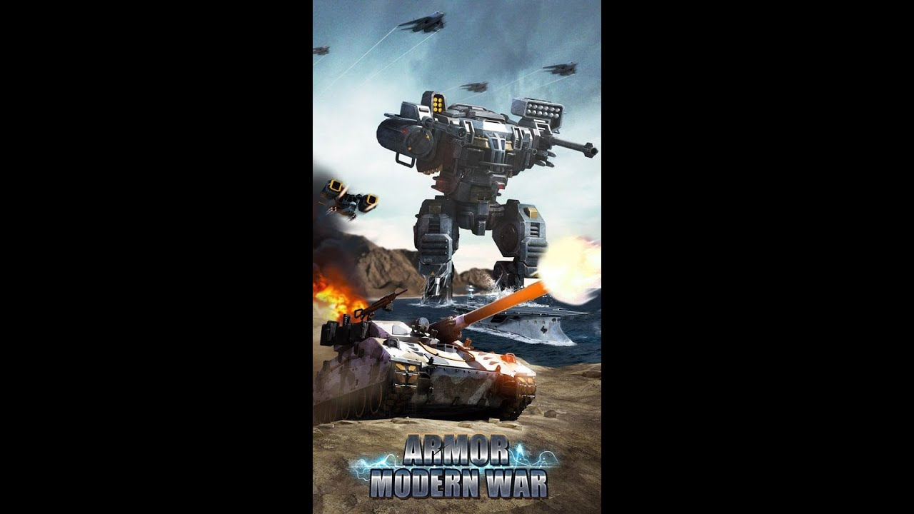 Armor Modern War (Armor War : Mech Storm) android game first look gameplay español