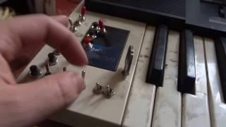 Circuit bending JVC KB300