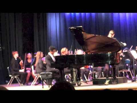 Schumann Piano Concerto in A Minor
