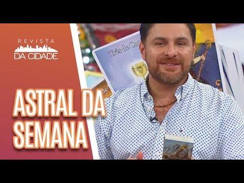 Previsão Dos Signos, Tarot E Energia Da Semana - Revista Da Cidade (23/04/18)