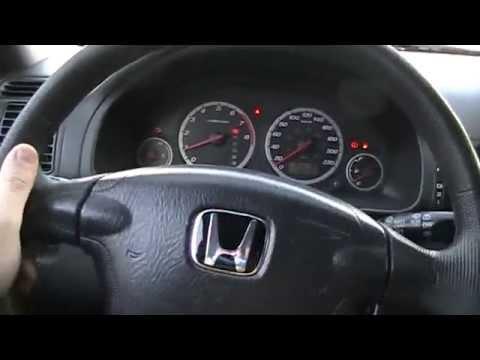 2003 Honda CR-V Startup Engine & In Depth Tour