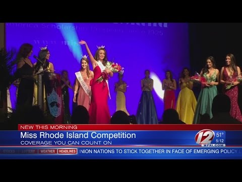 New Miss Rhode Island crowned
