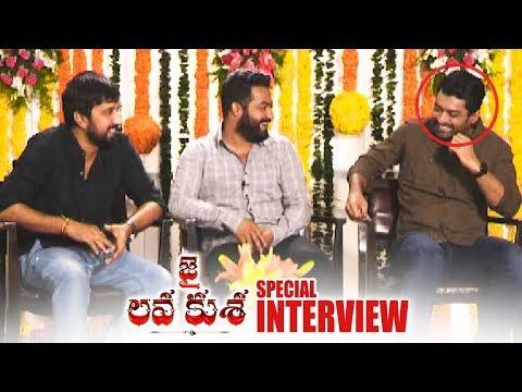 Jai Lava Kusa Team Dussehra Special Interview | Jr NTR | Kalyan Ram | Bobby | TFPC