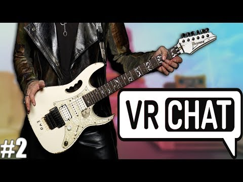 Playing Guitar on VRChat Ep. 2 - Theme Songs