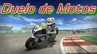 Jogando e Comentando em Multiplayer SBK09 (PS2) - Superbike World Championship
