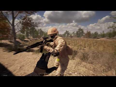 Squad (w/ TNT Infantry): Highlights #1