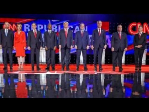 Winners and Losers of the 5th Republican Presidential Debate 2015