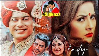 Sidnaaz Most BEAUTIFUL Moments : Shehnaz Gill And Siddharth Shukla ROMANTIC NEW Song
