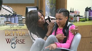 Pam Seeks Protection from Her Pimp | Tyler Perry's For Better Or Worse | Oprah Winfrey Network