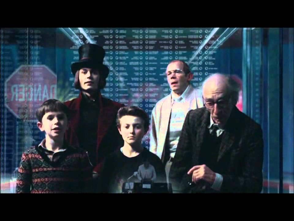 Doris Charlie And The Chocolate Factory