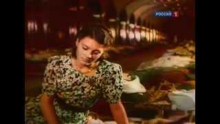 Л. Утесов Жди меня. Хроника из фильма Война в цвете.