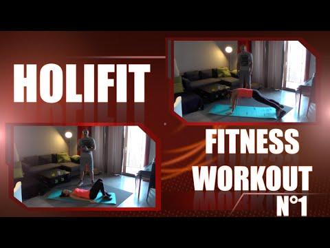 programme fitness la maison workout n 1 youtube. Black Bedroom Furniture Sets. Home Design Ideas