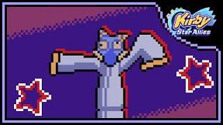 Vs. Hyness (Unhooded) (8-BIT) - Kirby Star Allies