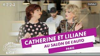 Le salon de l'automobile de Genève - Catherine et Liliane - CANAL+
