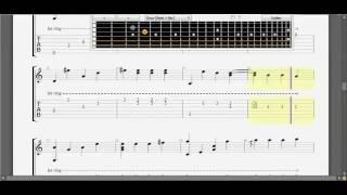 [Guitar TAB] Có khi nào rời xa