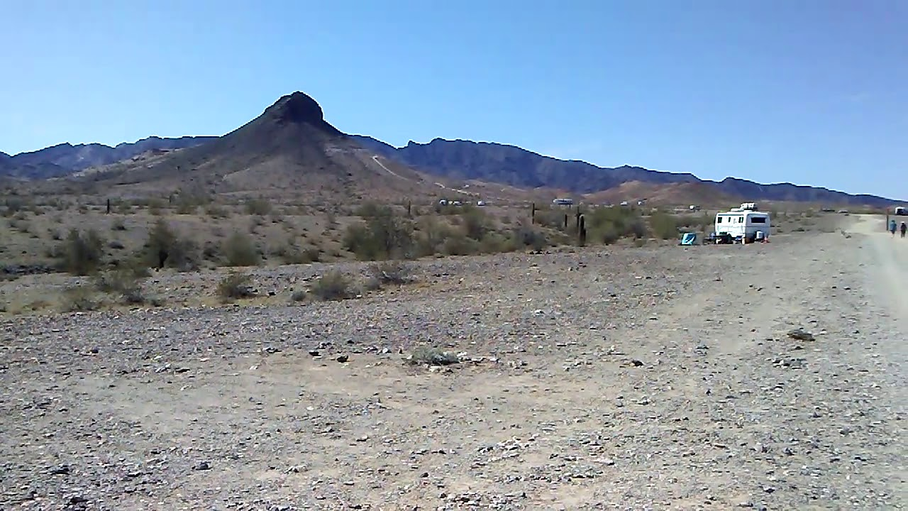 Quartzsite, Arizona - YouTube