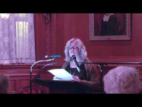 Marin Poetry Center presents Julia B. Levine
