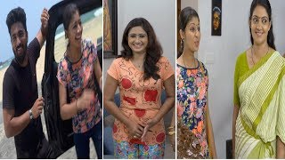 BHRAMANAM || Serial Shooting Location Spot funny Video || Mazhavil Manorama