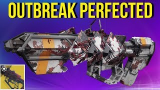 Outbreak Perfected Is INCREDIBLE! (Console PVP Review) Destiny 2