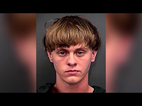 Dylann Roof presents his case in sentencing phase