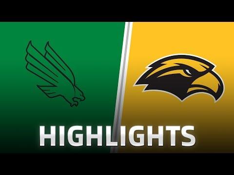 Highlights: North Texas at Southern Miss