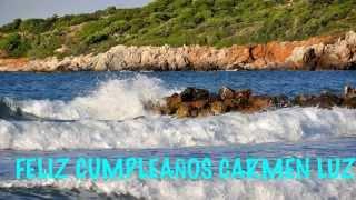 CarmenLuz   Beaches Playas - Happy Birthday