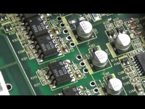 Removing and Replacing Surface Mount Electrolytic Capacitors
