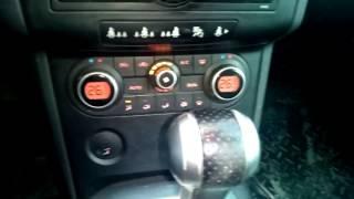 Nissan Qashqai блок управления печкой перестали включаться некоторые кнопки