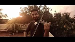 Kadhaippoma | Oh My Kadavule | Shravan Sridhar | Marshall Robinson | Sid Sriram | Violin Cover