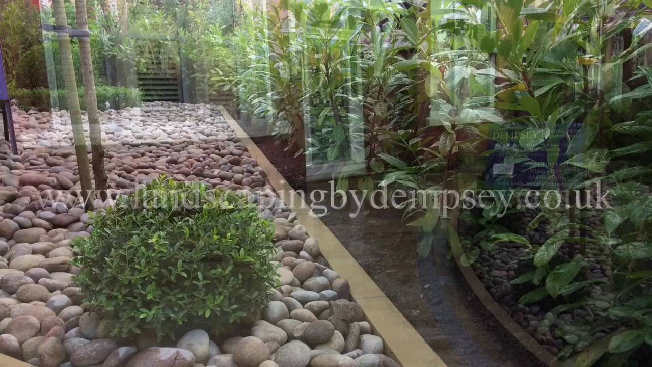 Natural Stone Driveway Garden Design Ideas Youtube