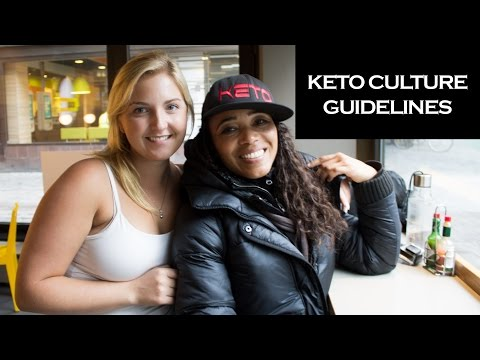 Keto Culture Group Guidelines
