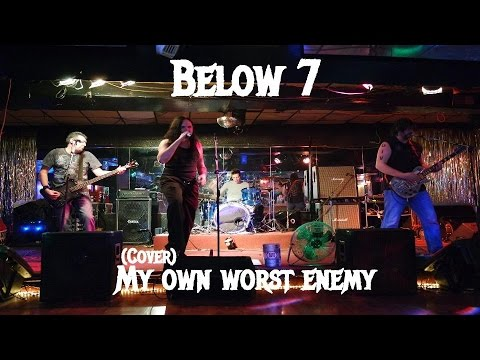 My own worst enemy (Cover)