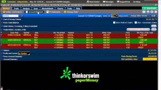 How to Close Profitable Vertical & Ratio Put Spreads