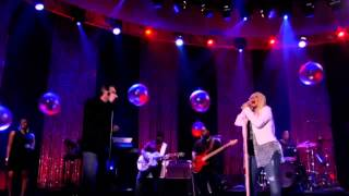 Christina Aguilera and Blake Shelton - Just A Fool (Ellen)