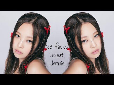 ЖЭННИГИЙН ТУХАЙ 23 БАРИМТ | 23 FACTS ABOUT JENNIE