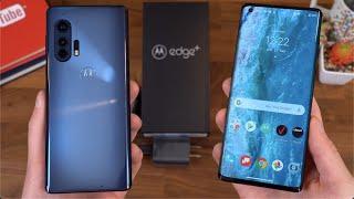 Motorola Edge Plus Review Videos