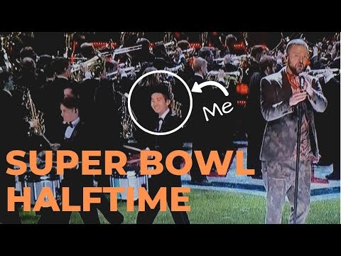 Performing In The Super Bowl Halftime Show... What's it like? Mp3