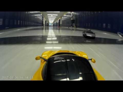 4 Car Drag Hallway #2