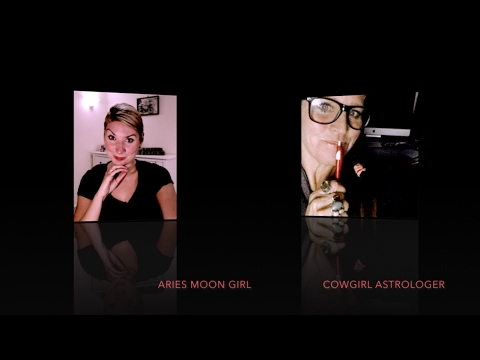 Google Hangout with Aries Moon Girl & Cowgirl Astrologer~THE LAW OF ASTROLOGY